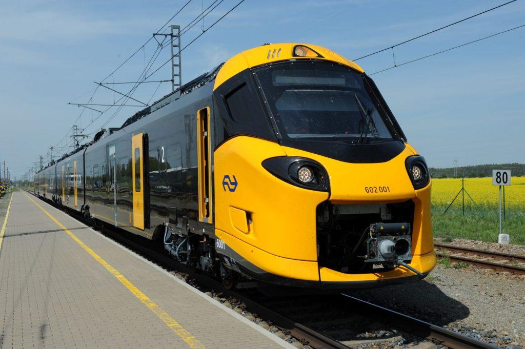 ICNG-B Railcar