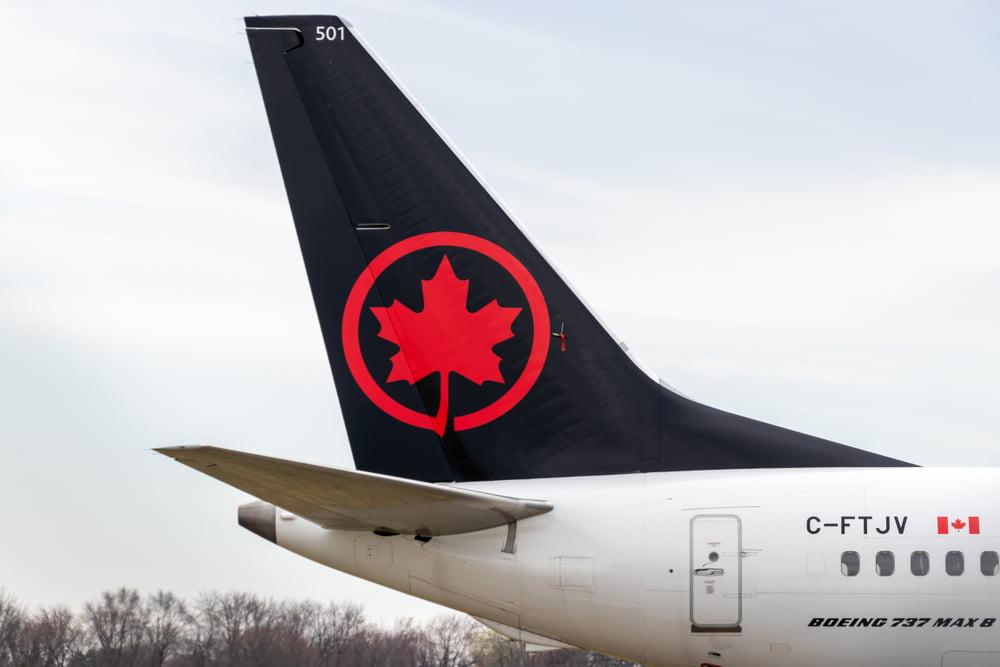 Air Canada Boeing 737-8 MAX