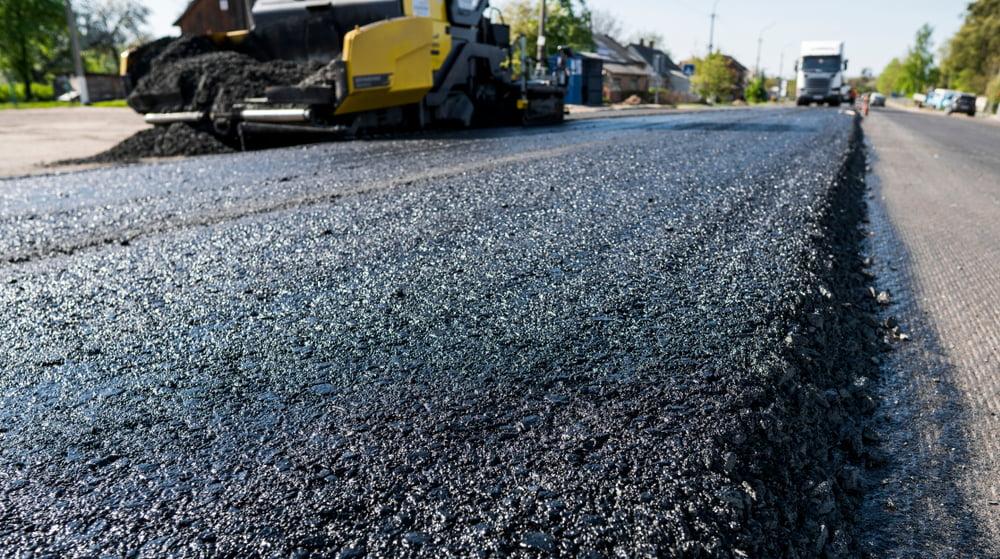 asfaltmachine