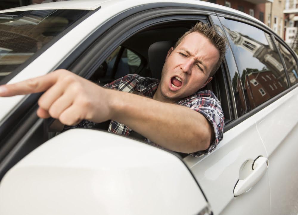 verkeersagressie kent vele vormen